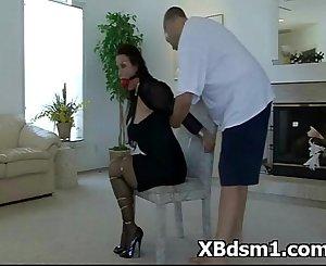 BDSM Milf In Bodacious Fetish Sex