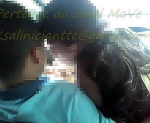 14- Minhas esposa chupando o amigo no estacionamento do shopping