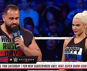 WWExposed - Aiden English exposes Lana's slut side LIVE
