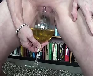 Piss Drink And Spit On Picture For A CUM Tribute