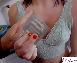 PrincessCum - Begging For Step Daddys Cum In Her Pussy! S2:E6
