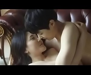 Young Boy and Mature in Korean Movie Sex Scene