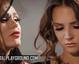 (Ashley Lane, Ella Hughes) - Uninvited Part 2 - Digital Playground