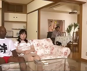 Asian Japanese Wife - Black Exchange Student In Japan Family Home