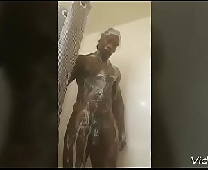 Flight SixNine striking BIG BOOTY FAN pussy into submission THEN takes shower!!!!! MUST WATCH!!!!!